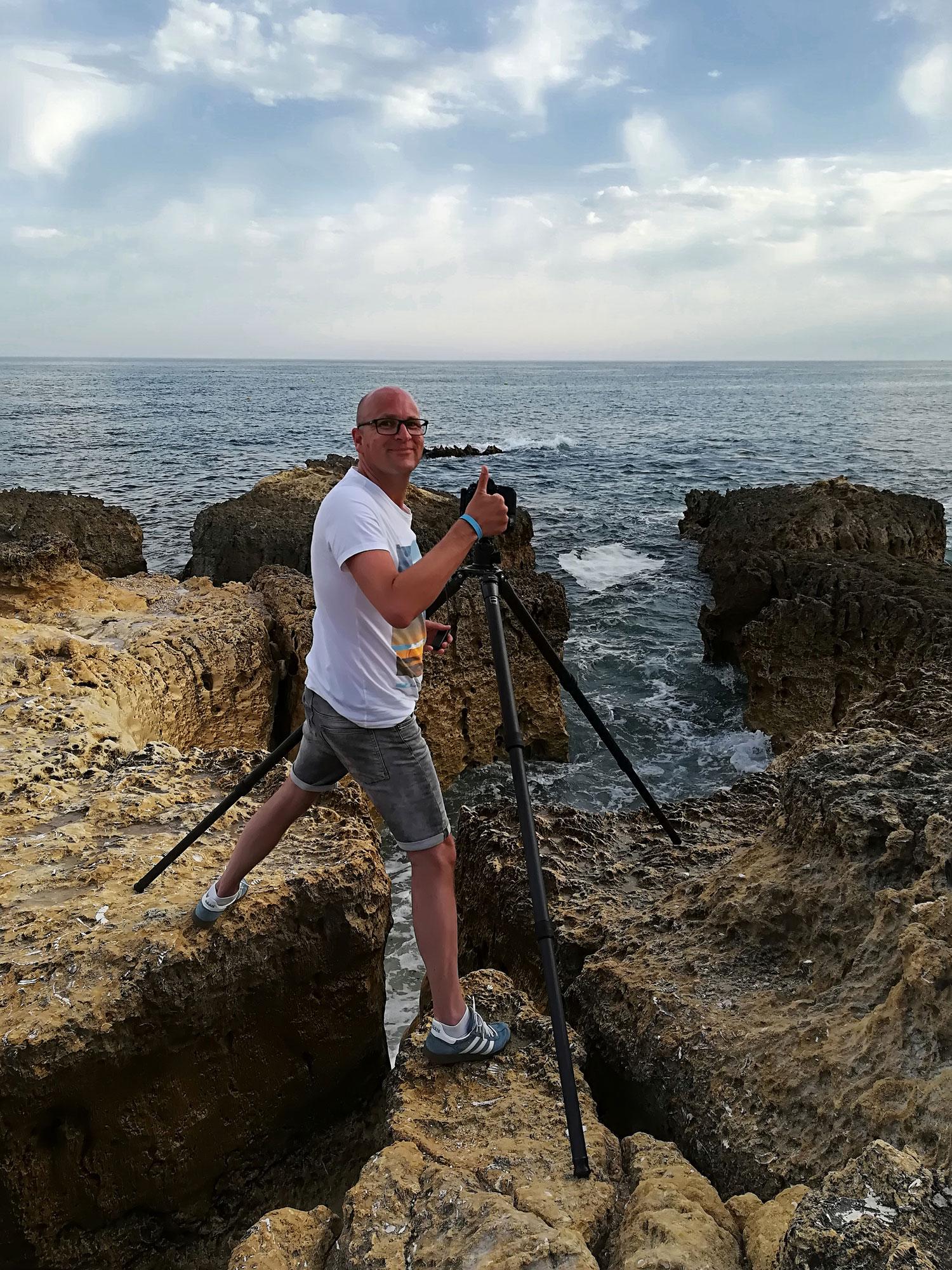 Rob Christiaans, Natuurfotograaf.