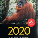 Publicatie National Geographic kalender 2020