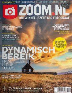 Zoom.nl Magazine mei en juni. Dynamisch bereik.